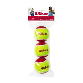 Wilson Red Dot US Open Tennis Balls - Sold Out Online