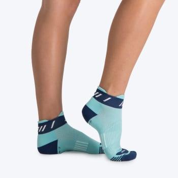 Versus Running Socks Mint stripes Size 4-7
