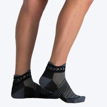 Versus Running Socks Black Stripes Size 4-7 - Find in Store