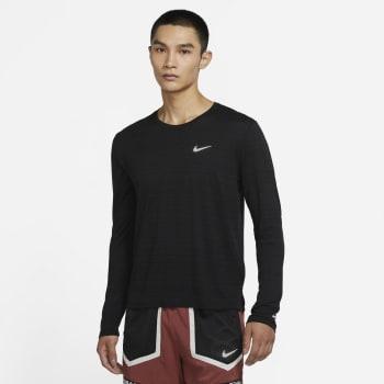 Nike Men's Dri-Fit Miler Run Long Sleeve