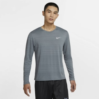 Nike Men's Dri-Fit Miler Run Long Sleeve