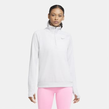 Nike Women's Pacer 1/2 Zip Run Long Sleeve