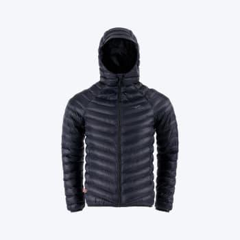 First Ascent Men's Luxeloft Hooded Jacket