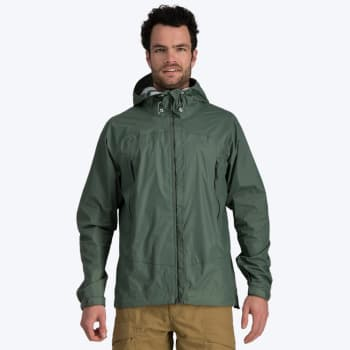 First Ascent Men's Submerge WP Jacket
