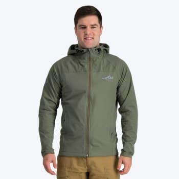 First Ascent Men's Active XT-3 Softshell Jacket