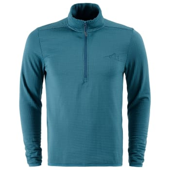 FA Mns Therma Grid 1/4 zip Top