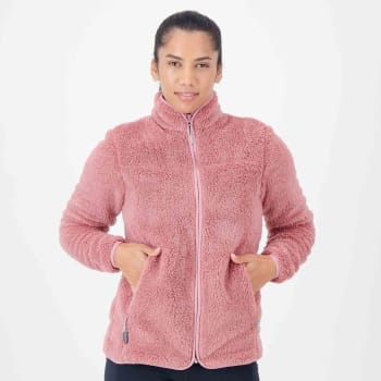 First Ascent Women's Softtouch Fleece Jacket