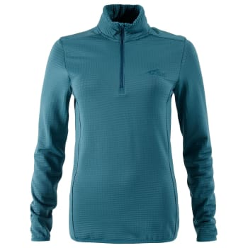 FA Lds Therma Grid 1/4 Zip