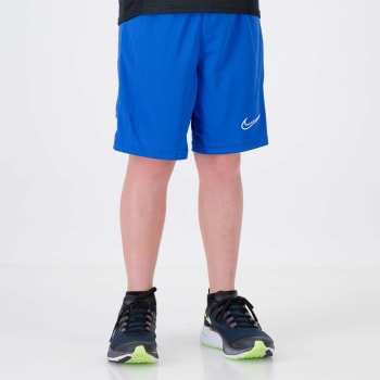 Nike Boys Dry Academy Short (Royal Blue)