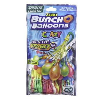 Zuru Bunch-O-Balloons Crazy (100 balloons) - Find in Store