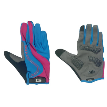 Freesport Womens Long Finger Cycling Glove