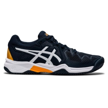 Asics Junior Gel-Resolution 8 GS Boys Tennis Shoes