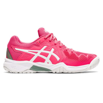 Asics Junior Gel-Resolution 8 GS Girls Tennis Shoes
