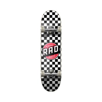 RAD Dude Crew Skateboard
