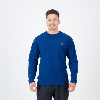 First Ascent Mens Core Fleece Pullover