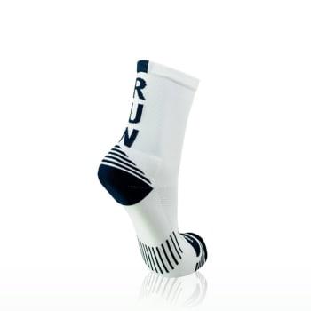 Versus White Run Socks Size 8-12