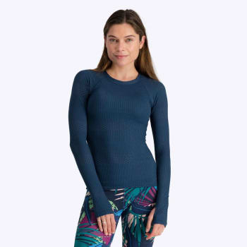 OTG By Fit Women's  Breathe Easy Long Sleeve Top