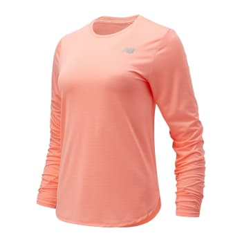 New Balance Women's Accelerate Run Long Sleeve