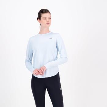 New Balance Women's Accelerate Run Long Sleeve