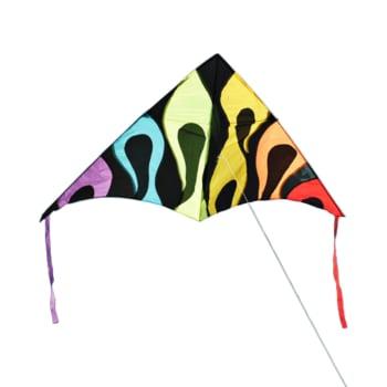 Hi-Fly Delta Flame Single Line Kite