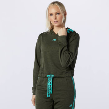 New Balance Women's Relentless Hoodie