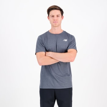 New Balance Men's Sports Short Sleeve Tee