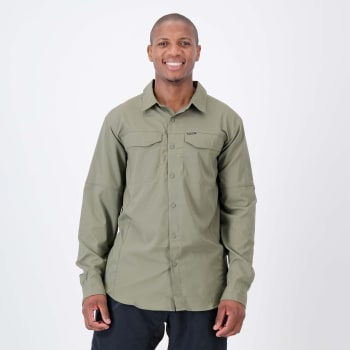 Columbia Men's Silver Ridge LS Shirt