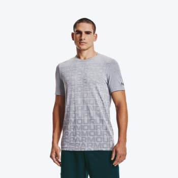 Under Armour Men's Seamless Wordmark Tee - Out of Stock - Notify Me