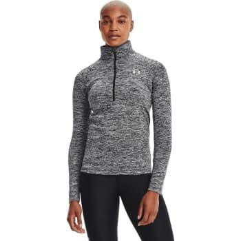 Under Armour Women's Tech Half Zip Long Sleeve Top