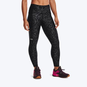 Under Armour Women's  Heat Gear Armour Printed 7/8  Tight