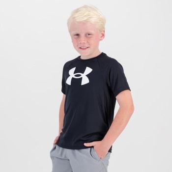 Under Armour Boys Tech Big Logo T- Shirt