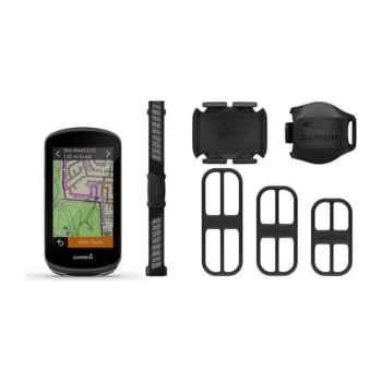 Garmin Edge 1030 Plus Cycling Computer Bundle