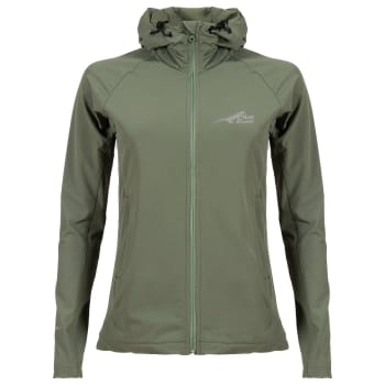 First Ascent Women's Active Soft Shell Jacket