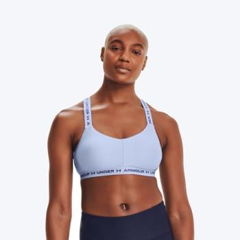Under Armour Women's Low Crossback Sports Bra