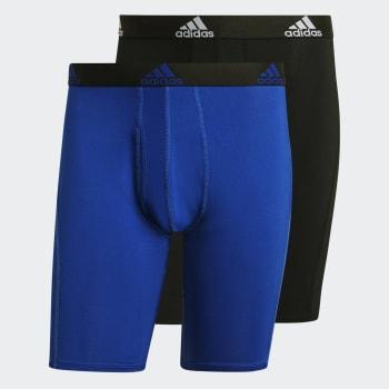 adidas Men's Quick Dry 2 Pack