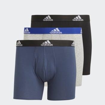 adidas Men's Quick Dry 3 Pack