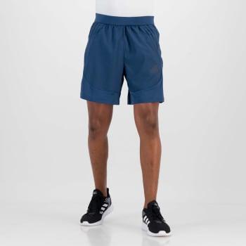 Adidas Aero 3 Stripe Short