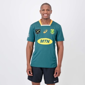 Springboks Men's 2021 BIL Tour Replica Jersey
