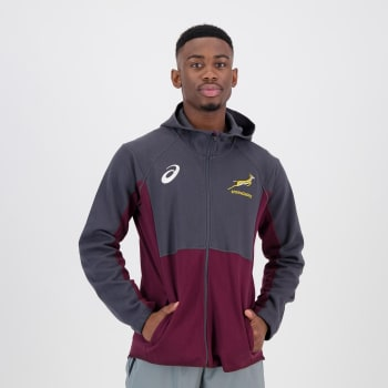 Springboks Men's 2021 Travel Hoodie