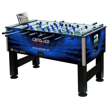 Carromco Evolution XT Smart Soccer Table - Find in Store