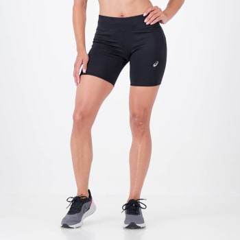 Asics Womens Silver Sprinter Short Tight