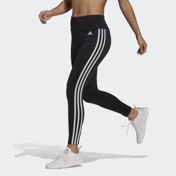 Adidas Women's  3 Stripe 7/8 Tight