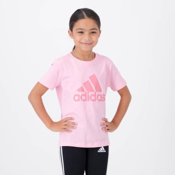 Adidas Girls Cotton Tee