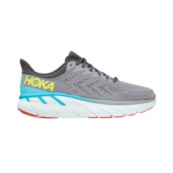 Hoka One One Men's Clifton 7 2E Road Running Shoes