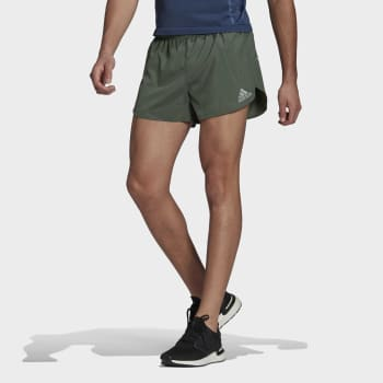 adidas Men's Fast Split Run Short