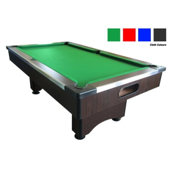 Elite Wood Pool Table (Wenge) - Find in Store