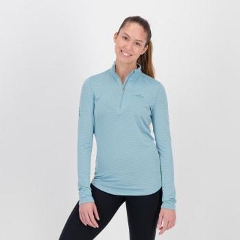 First Ascent Women's X-Trail Fleece Run Long Sleeve