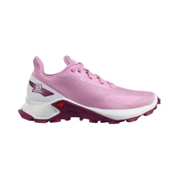 Salomon Jnr Alphacross Girls Off-Road Shoes