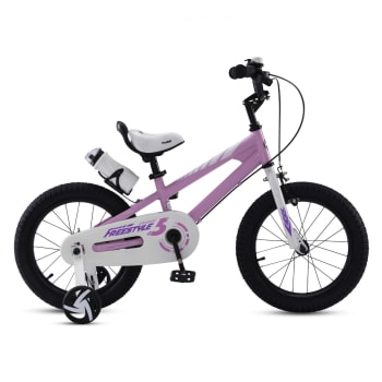 """Royal Baby Girls Freestyle 14"""" Bike - Out of Stock - Notify Me"""