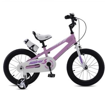 "Royal Baby Girls Freestyle 16"" Bike"